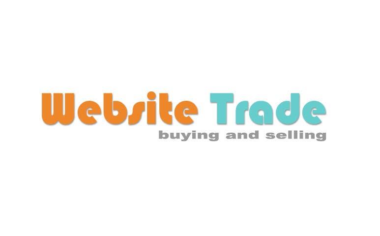Penyertaan Peraduan #392 untuk Logo Design for Website Trade Ltd