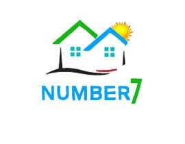 Nro 34 kilpailuun Design a Logo for accomodation (house) käyttäjältä mujab12