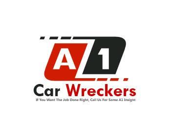 Penyertaan Peraduan #10 untuk Design a Logo for A1 Car Wreckers