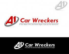 #12 para Design a Logo for A1 Car Wreckers por clickstec