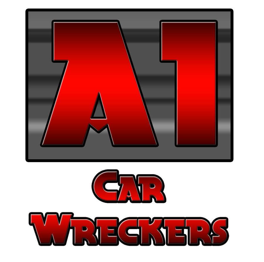 Konkurrenceindlæg #16 for Design a Logo for A1 Car Wreckers