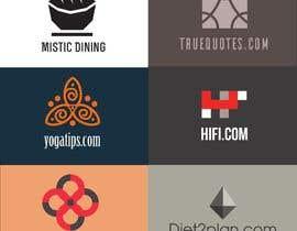 farkasbenj tarafından 5 logos for 5 different domains/websites için no 24