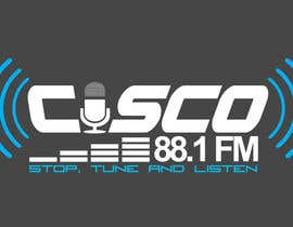 #77 for Design a Logo for a radio station af kingryanrobles22