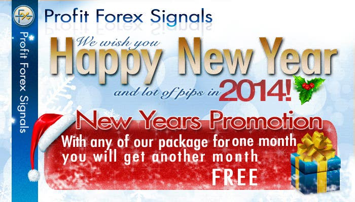 #40 for Design a Banner for New Year Promotion by marcia2
