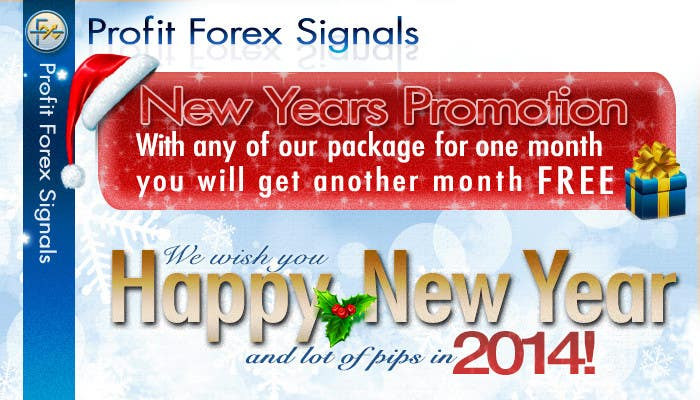 #41 for Design a Banner for New Year Promotion by marcia2