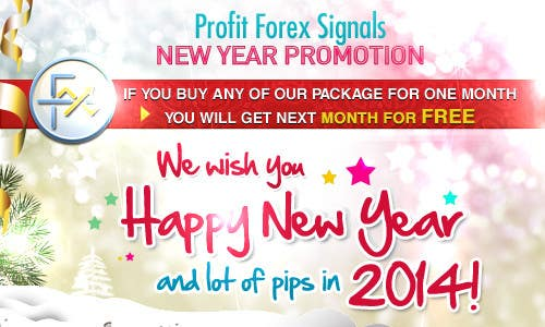 #36 for Design a Banner for New Year Promotion by mediatronics