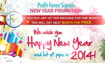 Contest Entry #37 for Design a Banner for New Year Promotion