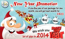 Contest Entry #34 for Design a Banner for New Year Promotion