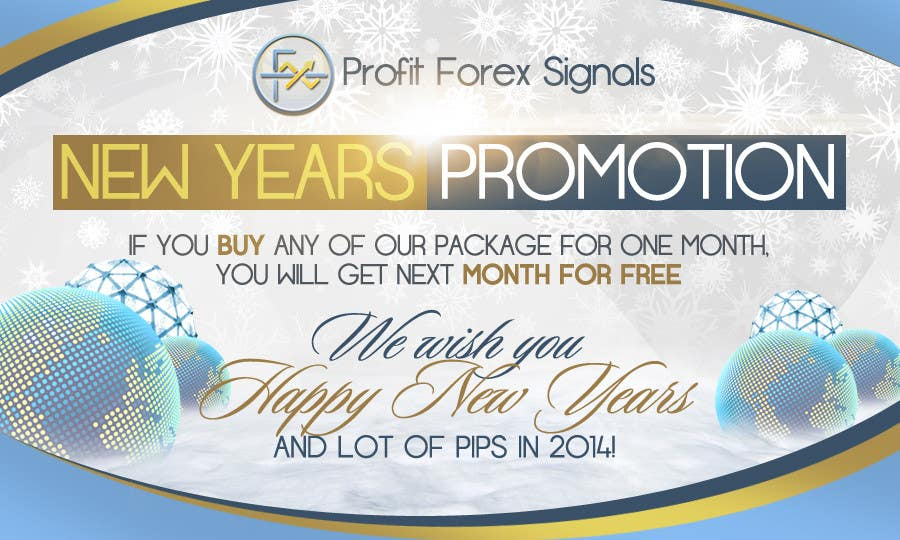 #11 for Design a Banner for New Year Promotion by m2image