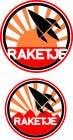 Logo Design for Raketje için Graphic Design44 No.lu Yarışma Girdisi