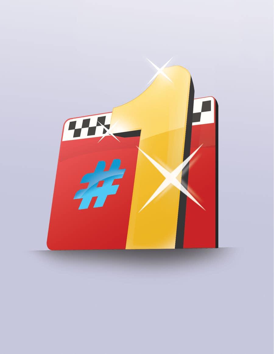 Proposition n°112 du concours Design a #1 Logo