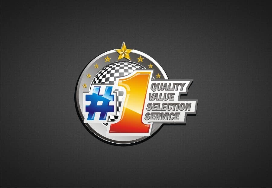 #124 for Design a #1 Logo by Menul