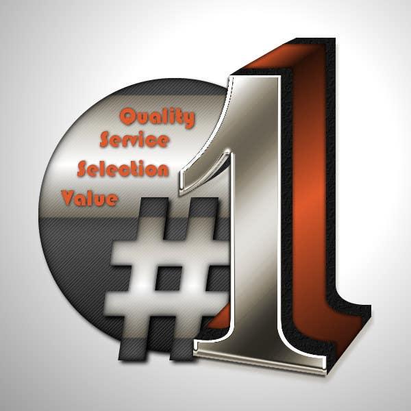 Proposition n°167 du concours Design a #1 Logo