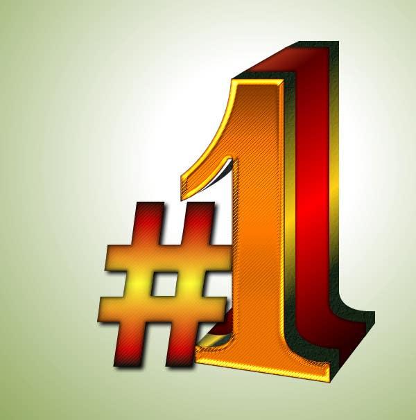 Proposition n°182 du concours Design a #1 Logo