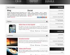 #21 untuk Design a Website Mockup for our Brand oleh stniavla