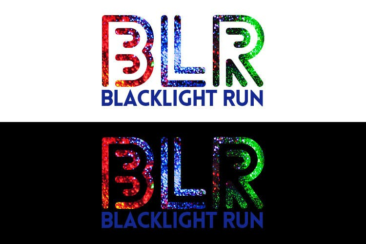 Konkurrenceindlæg #43 for Design a Logo for Blacklight Run