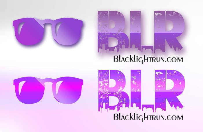 Konkurrenceindlæg #3 for Design a Logo for Blacklight Run