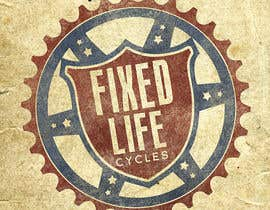 #83 for Design a Logo for Fixed Gear Bike Shop af CreativeSource