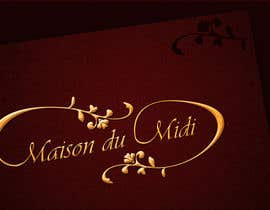 #193 for Design a Logo for maison du midi af Kapsis