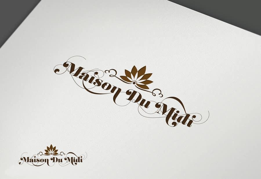 #117 for Design a Logo for maison du midi by grafkd3zyn