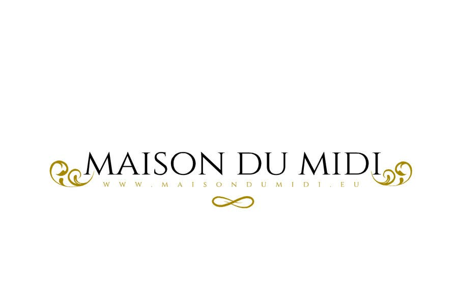 #213 for Design a Logo for maison du midi by VEEGRAPHICS