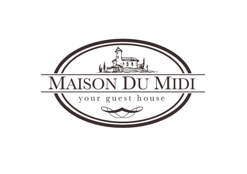 #108 for Design a Logo for maison du midi by IAlfonso