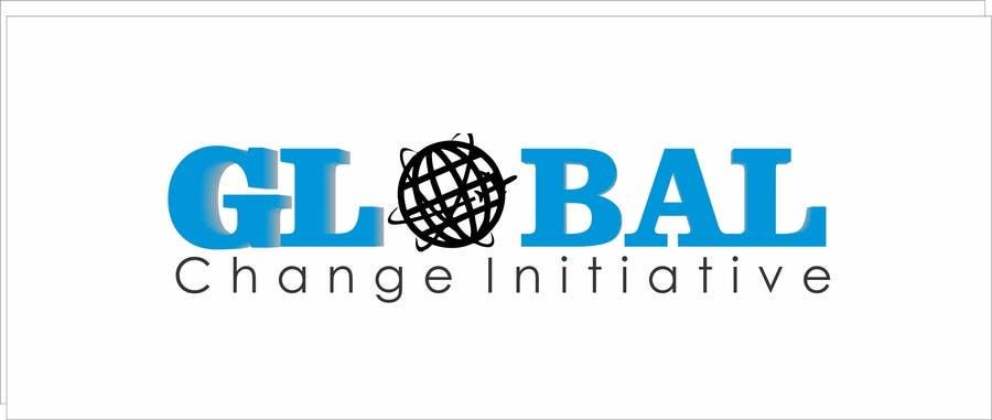 Inscrição nº                                         64                                      do Concurso para                                         Design a Logo for The Global Change Initiative