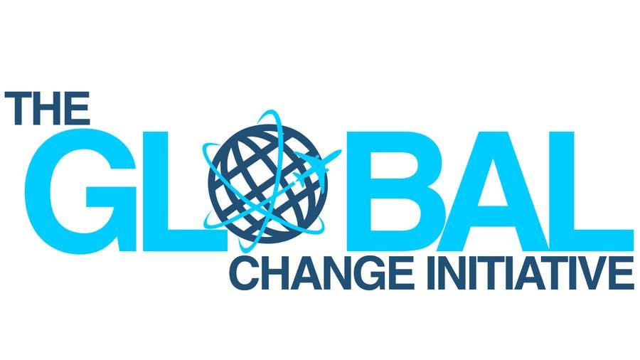 Inscrição nº                                         32                                      do Concurso para                                         Design a Logo for The Global Change Initiative