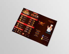 Nro 24 kilpailuun burger restaurant menu käyttäjältä aliyevart