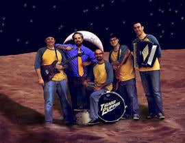 #125 para Photoshop my Band's Publicity Shot! por IHE
