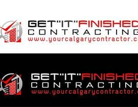 "nº 67 pour Get ""IT"" Finished Contracting Company Logo Required! par advway"