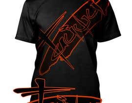 #18 para Разработка дизайна футболки for Тайшу por mrcleric