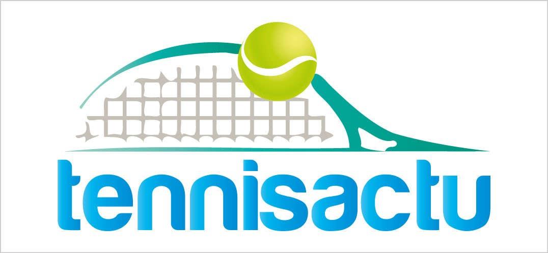 Proposition n°8 du concours Make a logo for TennisActu a new rebranding website about tennis