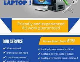 Nro 23 kilpailuun Design a Flyer For Computer / Phone Repair käyttäjältä islamrobi714