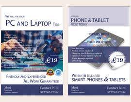 Nro 13 kilpailuun Design a Flyer For Computer / Phone Repair käyttäjältä tareqmd012