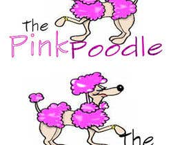#8 for Design a Logo for The Pink Poodle af C0tt0N