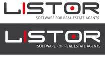 "Proposition n° 325 du concours Graphic Design pour Logo Design for A software program named ""LISTOR"" for real estate agents"