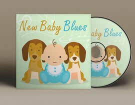 #4 for Design Our Baby Announcement Album Cover by TDuongVn