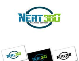 #7 para Design a Logo for Neat 360 Cleaning Services por ixanhermogino