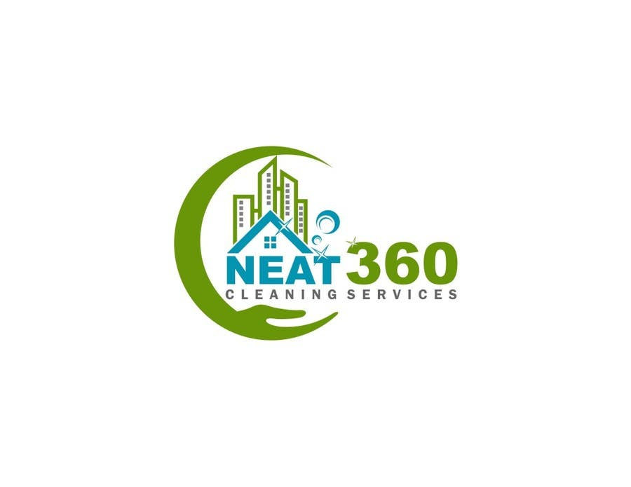 #72 for Design a Logo for Neat 360 Cleaning Services by hendy2004