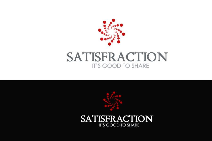 Kilpailutyö #359 kilpailussa Logo Design for an website called SATISFRACTION