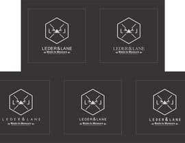 Carlito36 tarafından Leder&Lane logo design için no 24