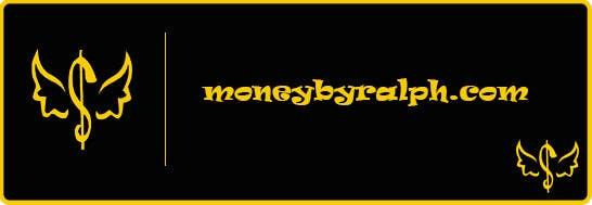 Penyertaan Peraduan #58 untuk Design a Logo for Moneybyralph.com