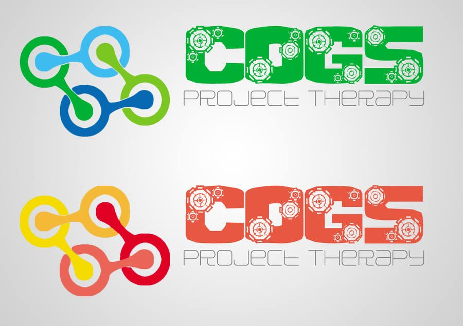 #29 for Design a Logo for COGS Project Therapy by KCXID