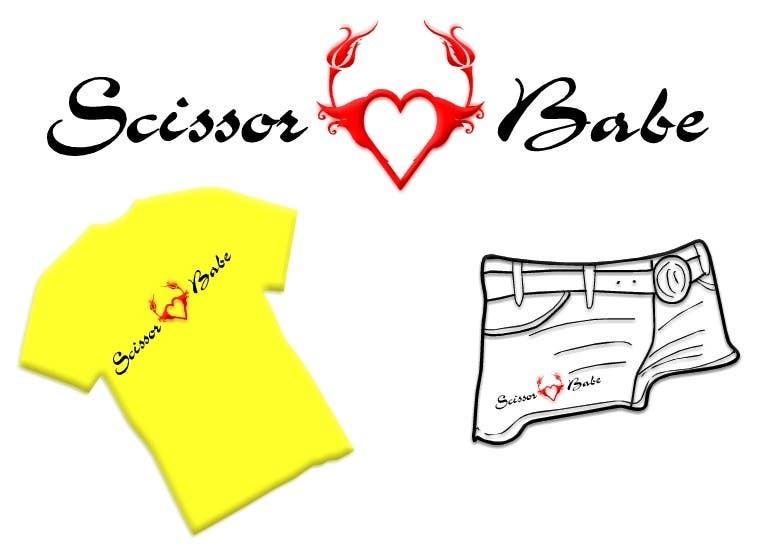 Contest Entry #                                        13                                      for                                         Graphic Design for ScissorBabe Logo