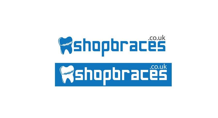 #41 for Design a Logo for shopbraces.co.uk by hammadraja