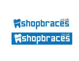 nº 41 pour Design a Logo for shopbraces.co.uk par hammadraja