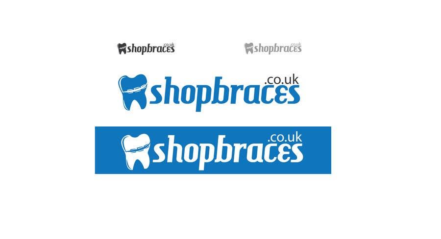 #63 for Design a Logo for shopbraces.co.uk by hammadraja