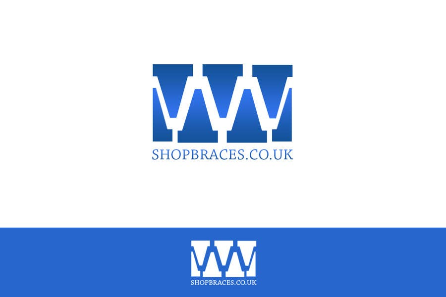 Contest Entry #113 for Design a Logo for shopbraces.co.uk