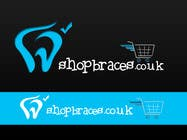 Graphic Design Contest Entry #57 for Design a Logo for shopbraces.co.uk